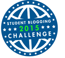 student blogging challenge badge